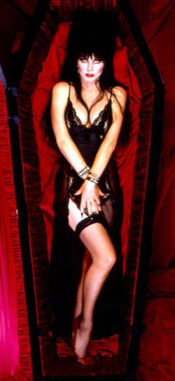 Elvira Mistress Of The Dark Tits 30